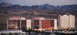 Flamingo Laughlin and Edgewater Casinos